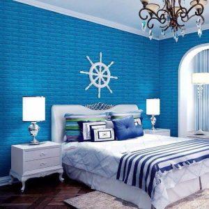 Ý tưởng để chọn xốp dán tường hiện nay để trang trí cho gia đình: